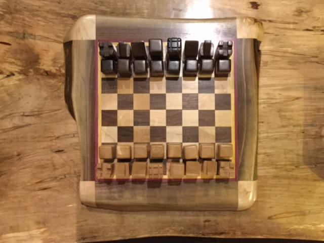 No Walls Studio Chess Set